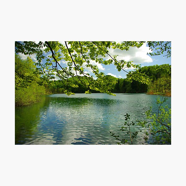 Plitvice National Park Photographic Print