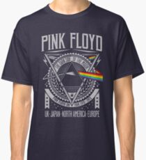 Pink Floyd - Dark Side of the Moon Tour Classic T-Shirt