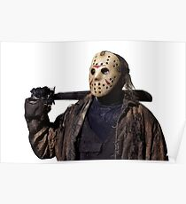 JASON IS THE MAN Poster