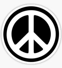 Peace,Love,Music  Sticker