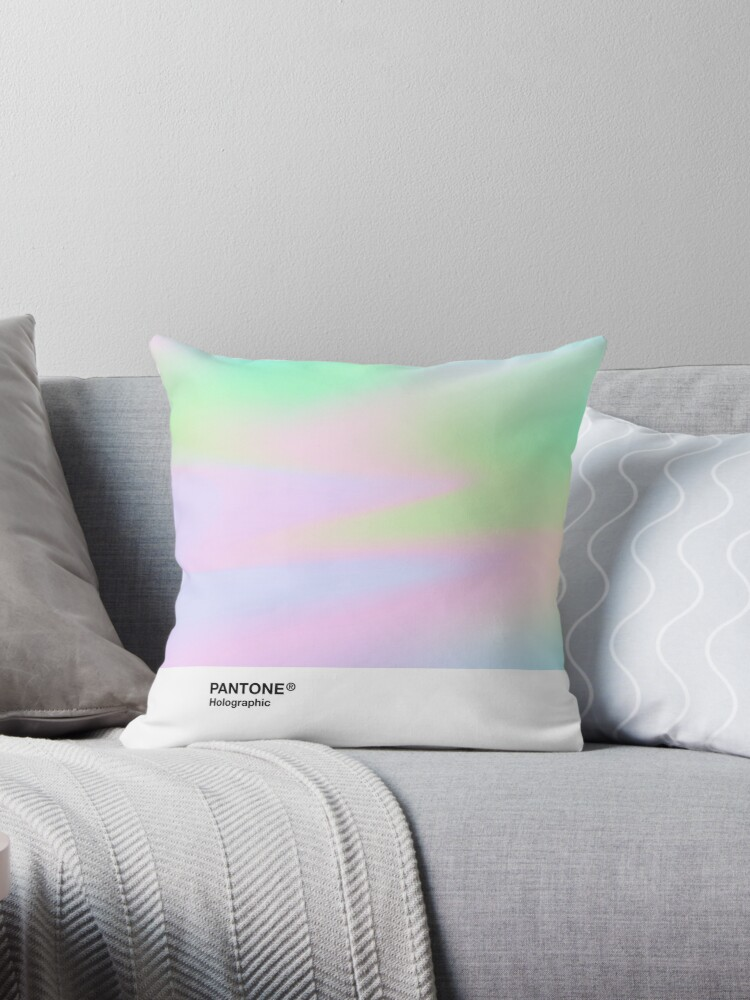Quot H I P A B Holographic Iridescent Pantone Aesthetic