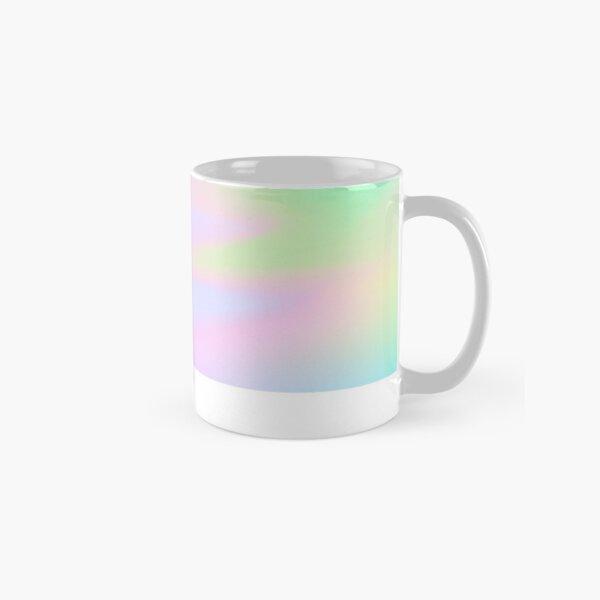 H.I.P.A.B - Holographic Iridescent Pantone Aesthetic Background pt 4 Classic Mug