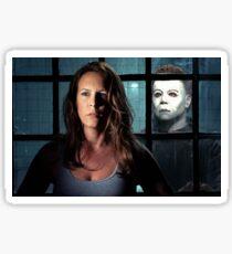 Halloween resurrection Sticker