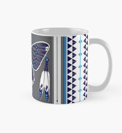Butterfly Nation Blue Mug