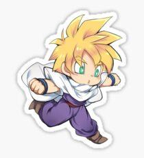 Gohan Chibi Dragon Ball Z Sticker