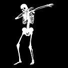 Dab Skeleton Art by EthosWear