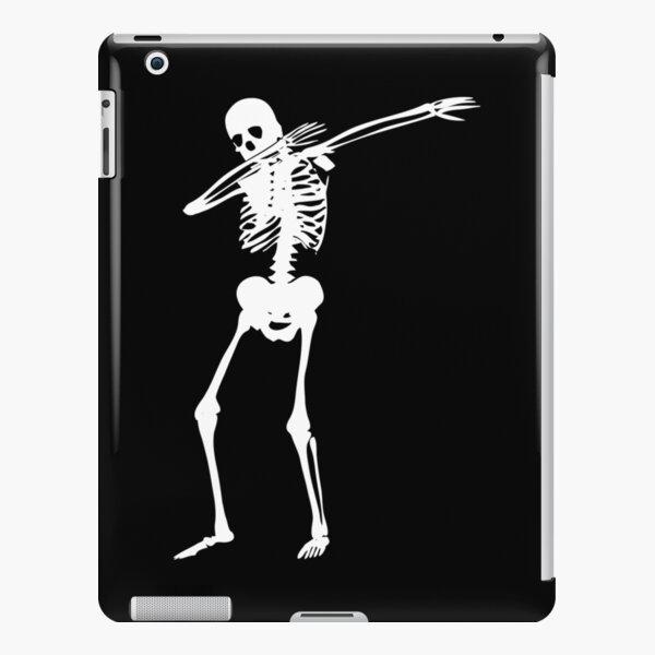 Dab Skeleton Art iPad Snap Case