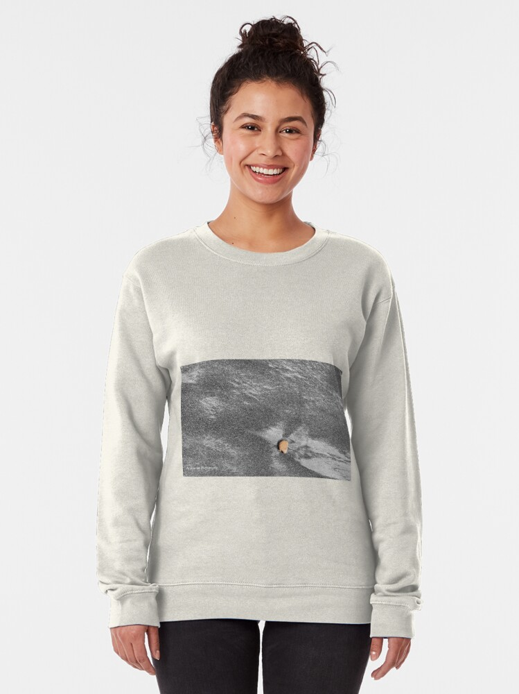 Alternate view of Be the Change Pullover Sweatshirt