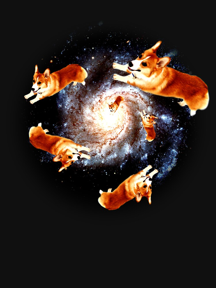 Funny Corgi Gift - Corgi Galaxy by ClineProducts