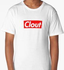 Clout Box Logo Long T-Shirt