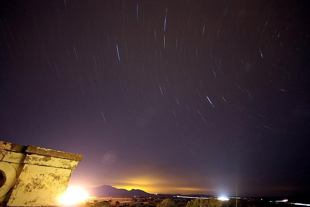Star Trail by ExplorerLoki