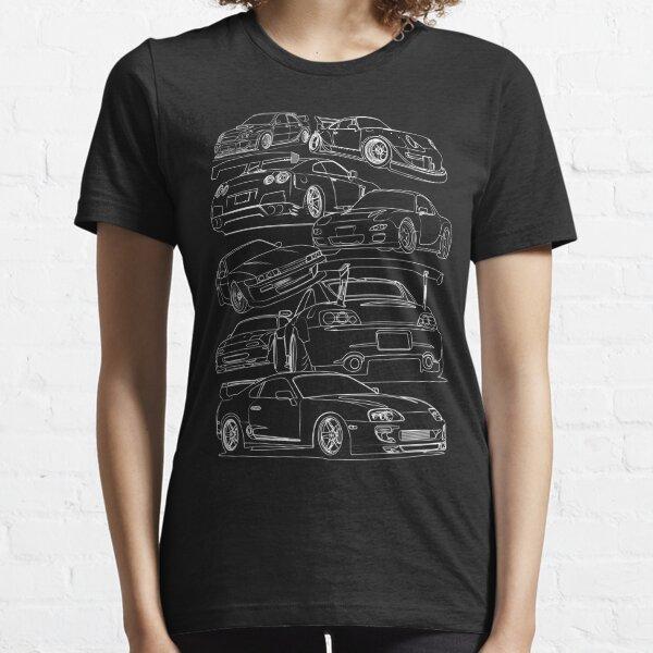 Cars Essential T-Shirt
