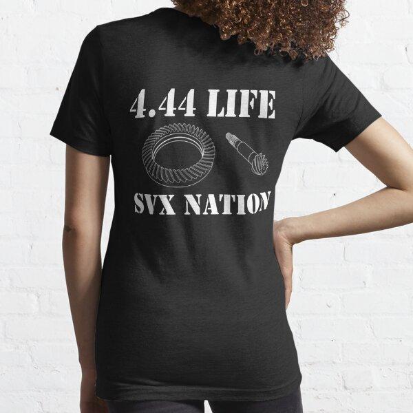 4.44 Life White Essential T-Shirt