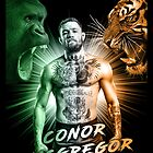Conor McGregor Beasts Inside by bigtimmystyle