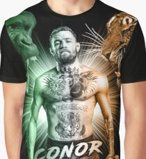 Conor McGregor Beasts Inside Graphic T-Shirt