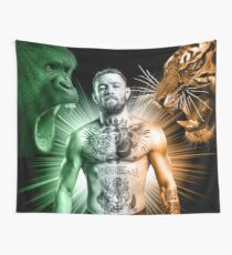 Conor McGregor Beasts Inside Wall Tapestry