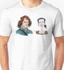 Outlander Parody Unisex T-Shirt