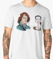Outlander Parody Men's Premium T-Shirt