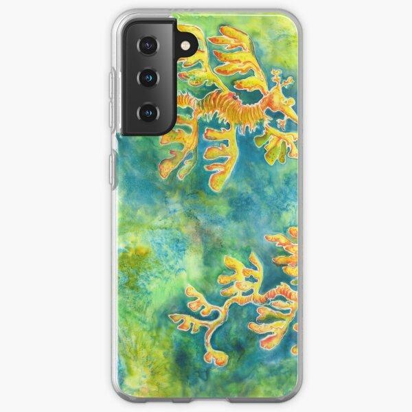 Leafy Sea Dragons Samsung Galaxy Soft Case