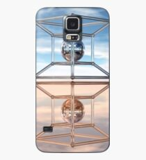 Tesseracts with Spheres I Case/Skin for Samsung Galaxy