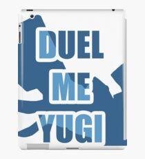 Seto Kaiba- Duel Me Yugi iPad Case/Skin