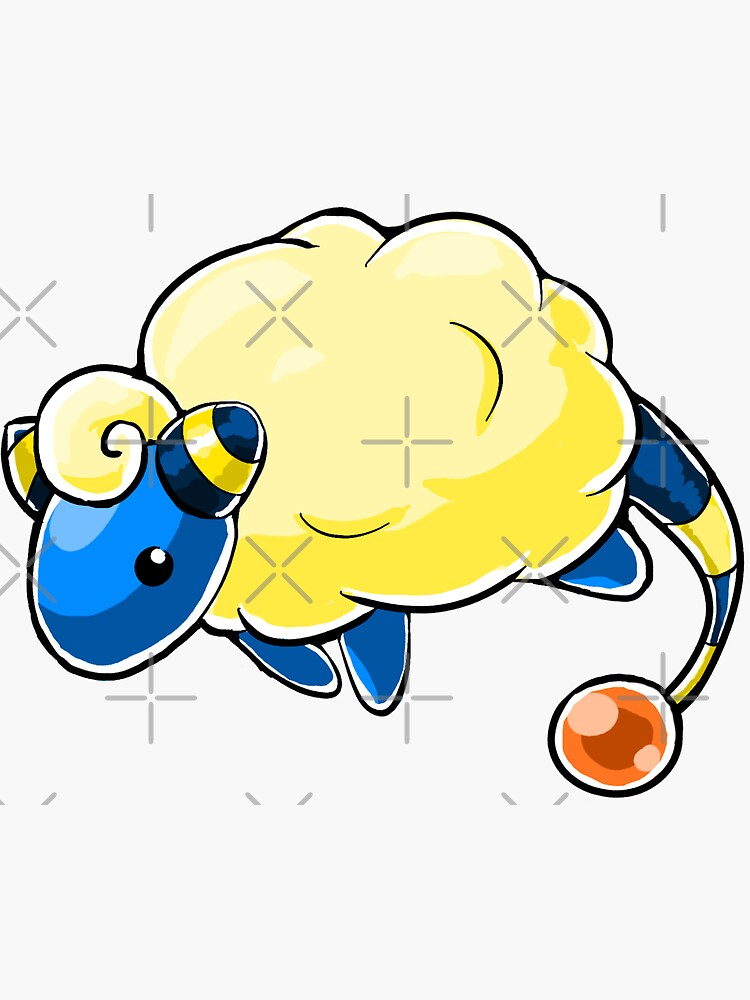 Mareep by little-ampharos