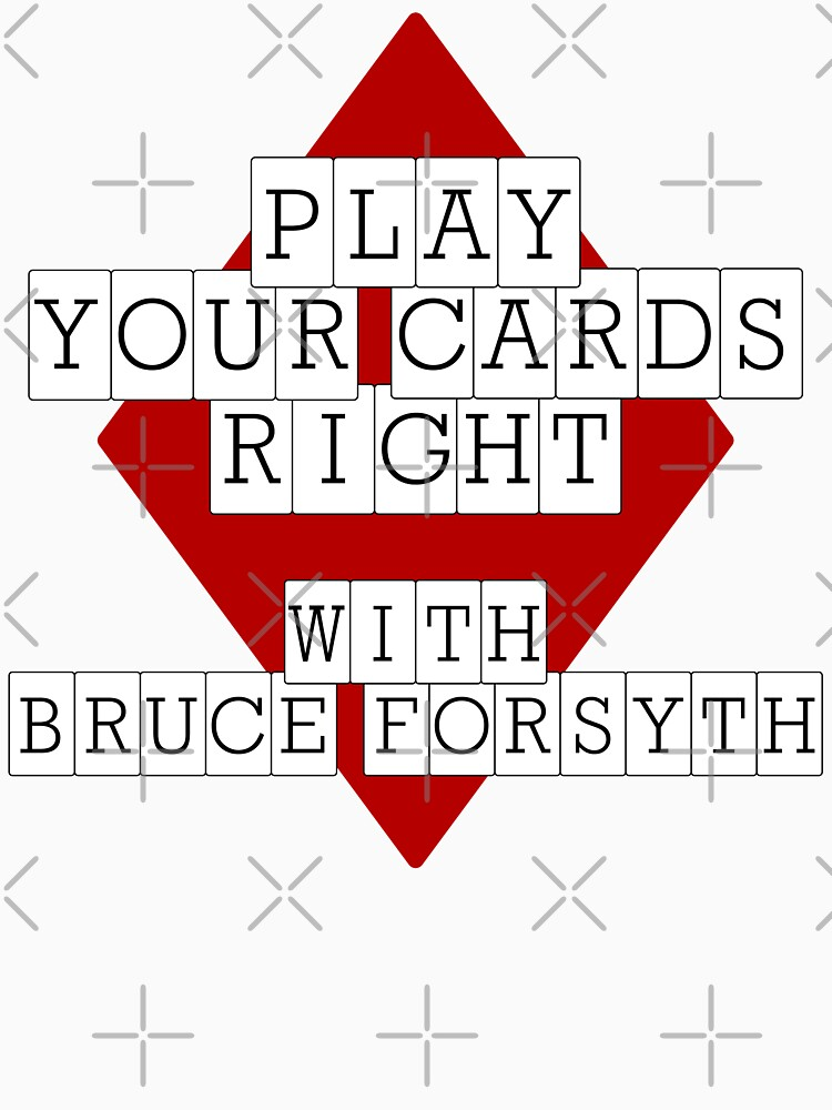 NDVH Play Your Cards Right with Bruce Forsyth by nikhorne