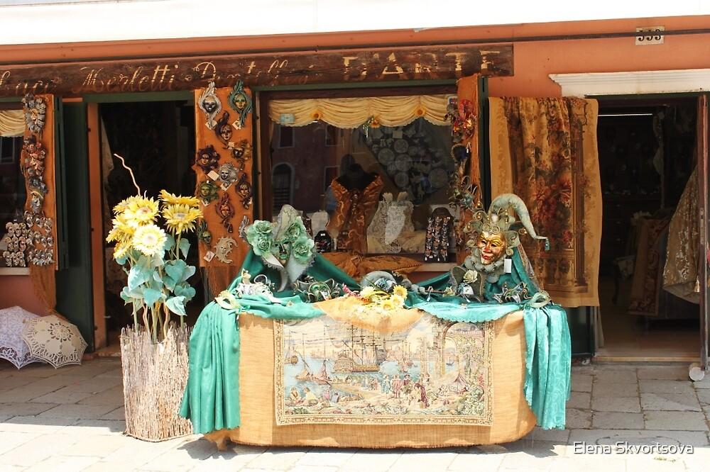 Shopfront in Burano by Elena Skvortsova