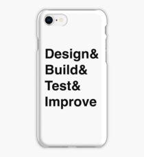 Design Build Test Improve iPhone Case/Skin