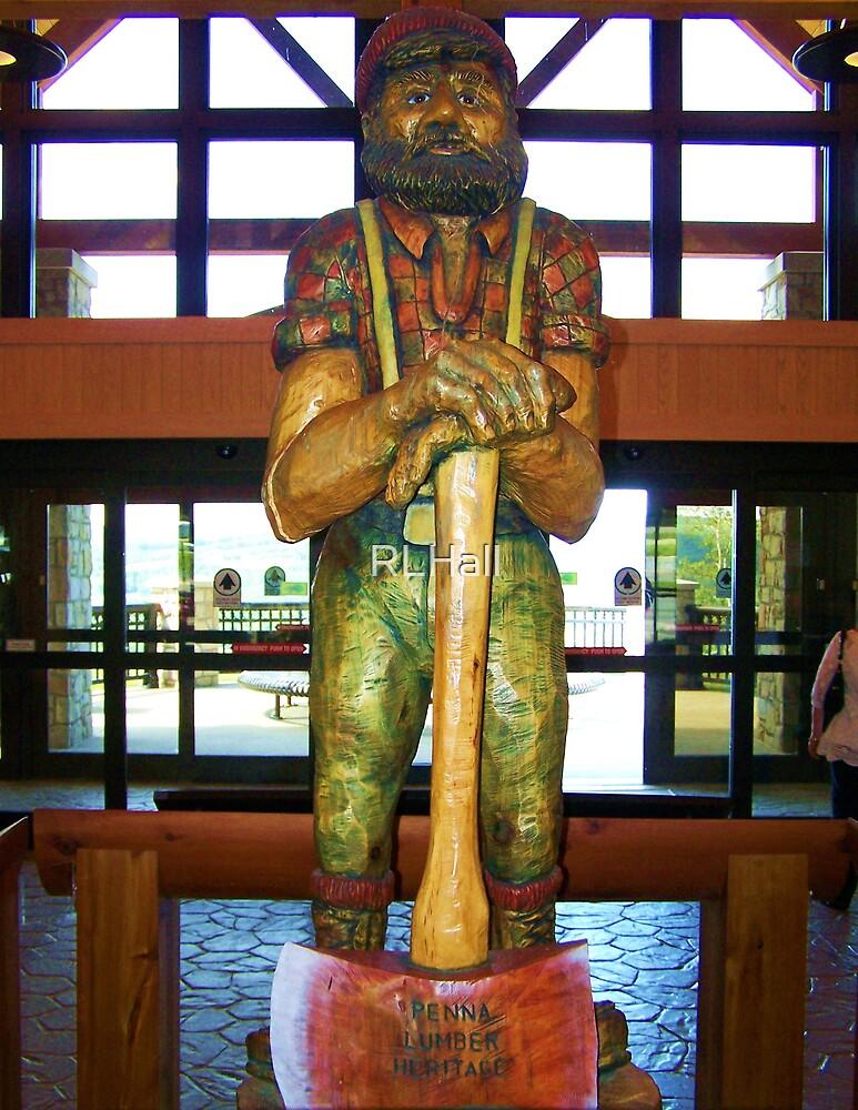 Pennsylvania Lumber Heritage by RLHall
