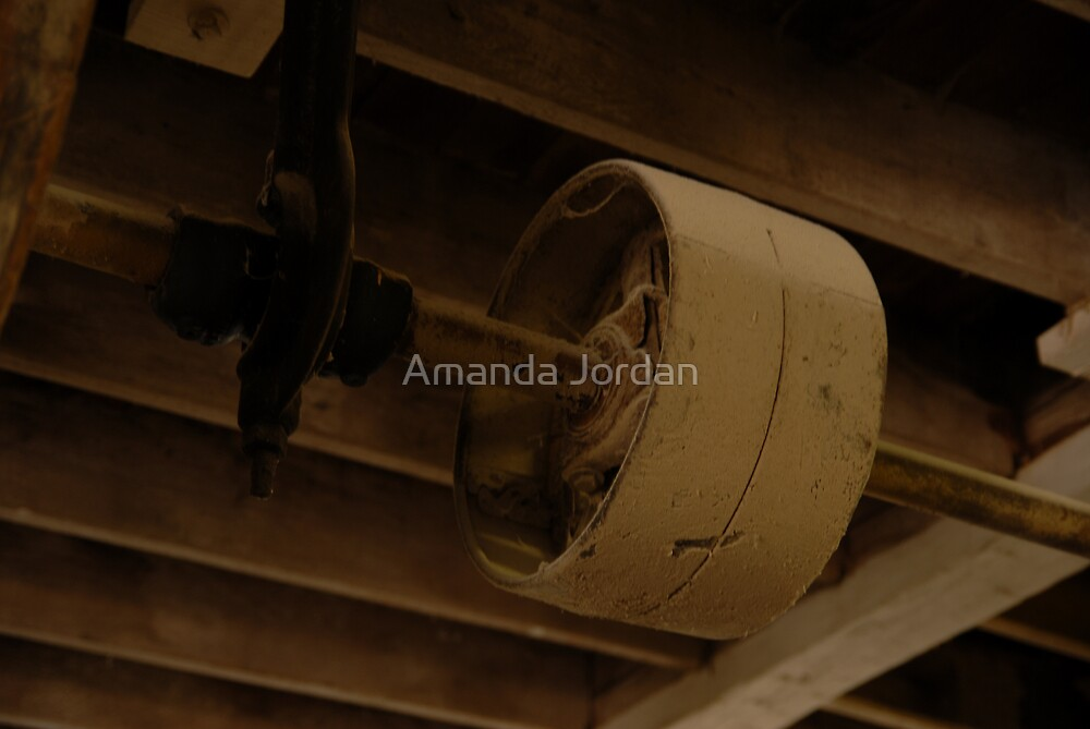In the Mill by Amanda Jordan