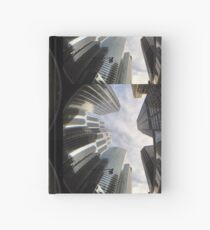Chicago Skyline Print Hardcover Journal