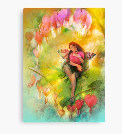 Cradle Your Heart Canvas Print