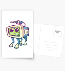 Pet-Bot  Postcards