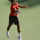 Rodger Federer by MarcVDS