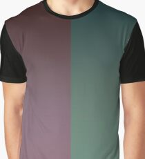 Combined , Ombre Graphic T-Shirt