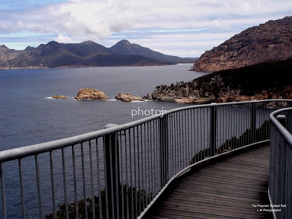 photoj Tas The Hazards by photoj