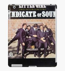 Syndicate Of Sound, Garage Rock lp iPad Case/Skin