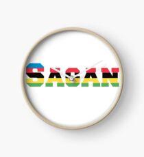 Sagan World Championn Clock