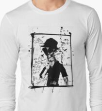 Hunter S. Thompson: America Dry Rot Long Sleeve T-Shirt