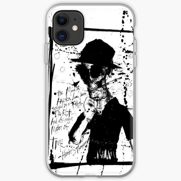Hunter S. Thompson: America Dry Rot iPhone Soft Case
