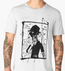 Hunter S. Thompson: America Dry Rot Men's Premium T-Shirt