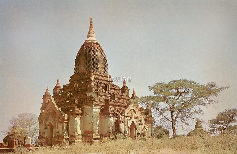 Memories of Bagan #2 by louise