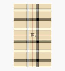 Pattern collar Photographic Print