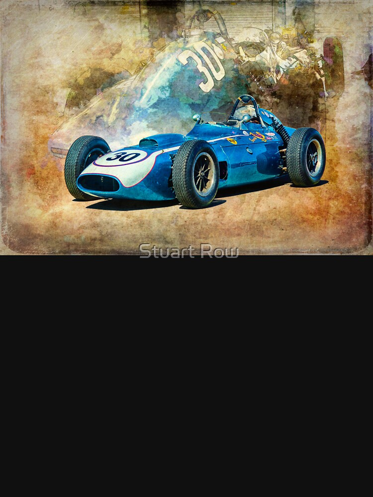 1960 Scarab F1 Car by StuartRow