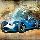 1960 Scarab F1 Car by Stuart Row