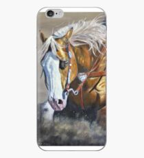Reining Horse iPhone Case