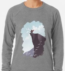 SUNRISE - Monster Yell Lightweight Sweatshirt