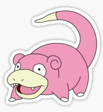Slowpoke Sticker