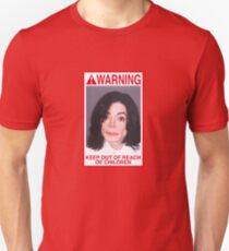 Warning-Keep Out of Reach of Children Unisex T-Shirt